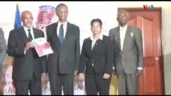 Ayiti: Premye Minis Ariel Henry resevwa avan-pwojè konstitisyon an