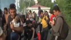 數千移民湧入克羅地亞