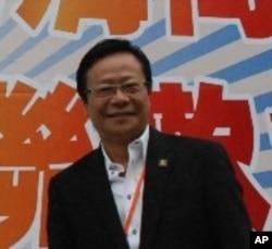 香港立法會議員黃毓民