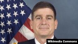 Đại tá Jonathan Withington, phát ngôn viên của lực lượng Hoa Kỳ ở Triều Tiên