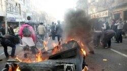 انتقاد رییس جمهوری امریکا از برخورد رژیم ایران با تظاهر کنندگان