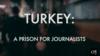 دستکم یک سوم روزنامه نگاران زندانی در جهان در ترکیه بازداشت هستند