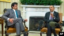 دمذاکراتو څخه وروستو صدر اوباما ددواړو مشرانو ليدنه دگډ سوچ اؤ نزديوالي علامت گرځولى اؤ وئيلي يې دي چې دامن اؤ سلامتۍ په اړه خبرې گټورې وې.