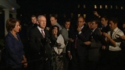 Obama Meeting With Congressional Leaders Fails to Resolve Shutdown