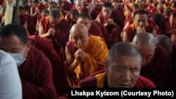Dalai Lama Begins 4-Day Actual Kalachakra Empowerment in Bodhgaya