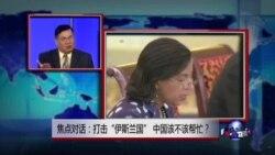 """焦点对话:打击""""伊斯兰国"""",中国该不该帮忙?"""