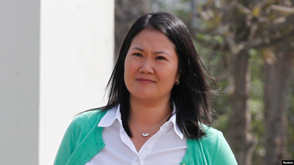 Keiko Fujimori Clear Favorite in Peru Election Poll