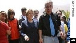 Претседателката на Чиле ќе испрати 10.000 војници во областите погодени од земјотресот