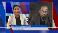 Washington Forum du 23 novembre 2016 : Retour sur la COP22 à Marrakech