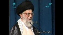 IRAN SUPREME LEADER VO