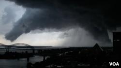 La estación de huracanes se extiende durante seis meses entre junio y noviembre.