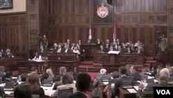 Skupština Srbije - do 10 godina zatvora za gradjane koji učestvuju u sukobima u drugim zemljama