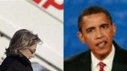 پرزيدنت اوباما می گويد برای ممانعت از دستيابی جمهوری اسلامی ايران به تسليحات اتمی «تحريم های شديدی» را دنبال خواهد کرد