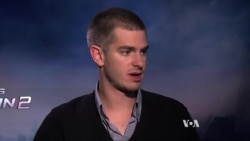 Extended Interview: 'Amazing Spiderman' Star Andrew Garfield Talks to VOA