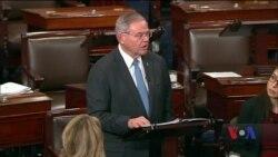 Сенатор Менендес висловив стурбованість зовнішньою політикою адміністрації Трампа. Відео
