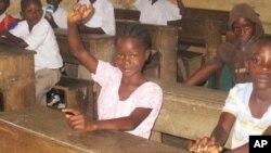 New Schools Along Liberia's Border Aim to Strengthen Trade, Peace