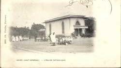 Pasteur Andre THERA, Eglise Evangeliste Baptiste nyemogo ka felaw furance fanga nyongonyew kan