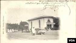 Mali Eglise Catholique Tarigou