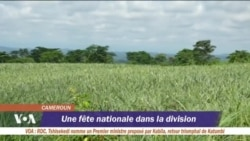 Yaoundé célèbre une fête nationale dans la division