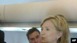 Клинтон пристигна во Белград