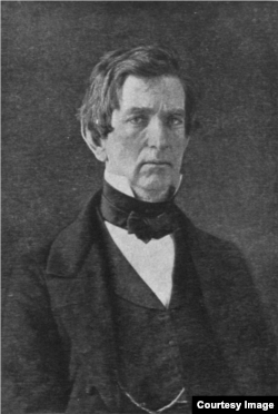An 1851 portrait of William Seward