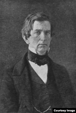 An 1851 portrait of William Seward