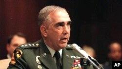 존 틸럴리 전 주한미군사령관 (자료사진)