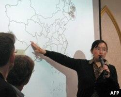 国际野生生物保护学会中国项目主任解焱