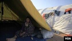 Un barco con 600 refugiados procedentes de Libia se hundió frente a la costa del país.