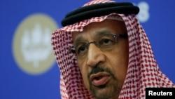 خالد الفالح وزیر انرژی سعودی - آرشیو