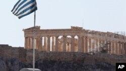 Situs Acropolis akan ditutup akibat aksi mogok (foto: ilustrasi).