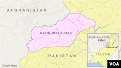 North Waziristan, Pakistan