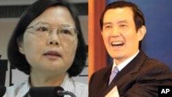 """台湾年底三合一选举 """"决战30天"""""""