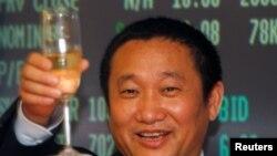 Nhà tỷ phú Trung Quốc Lưu Trung Thiên (Liu Zhongtian) được cho là có liên quan đến kho nhôm lớn nhất thế giới được đưa từ Mexico tới Việt Nam.