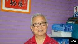 華人選民協會顧問李瑞生