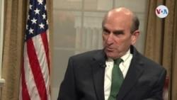 "Abrams: ""Es casi imposible"" que retiremos apoyo a Guaidó"