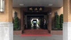 台立法院长就李明哲案喊话中国政府