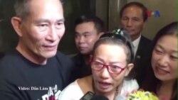 Blogger Tạ Phong Tần: Tôi sẽ tiếp tục tranh đấu