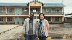 台湾宣教士为肯尼亚贫民区点燃希望