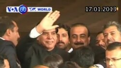 Không đủ bằng chứng bắt Thủ tướng Pakistan về tội tham nhũng (VOA60)