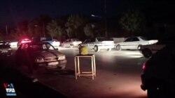 اعتراض مردم به بیبرقی با به صدا درآوردن بوق خودروها در ویدئوی منتسب به شهر ایوان در استان ایلام – ۵ مرداد ۱۴۰۰