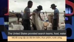 Học từ vựng qua bản tin ngắn: Humanitarian (VOA News Words)