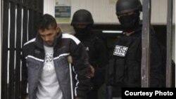 Alias 'Chicanero' llevaba 14 de sus 32 años en las FARC, según reporte de las autoridades colombianas. [Foto: Policía Colombia]