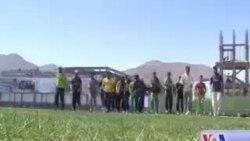 امادگی تیم کرکت ناشنوایان افغان برای رقابت اسیایی
