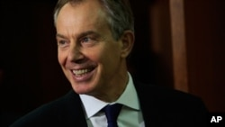 Tony Blair (file photo)