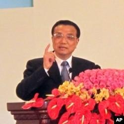 李克強副總理發表主旨演講