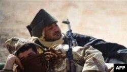 Լիբիայում կառավարական ուժերը շարունակում են պաշարել ապստամբների կողմից վերահսկվող քաղաքները