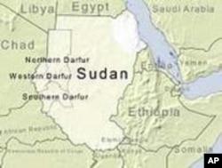 Sudan and Darfur.