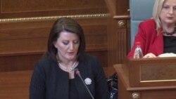 Jahjaga: Srbija da ne plaća strukture na severu