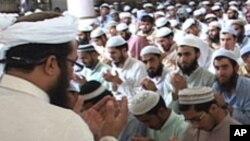 کشته شدن ده تن در پاکستان
